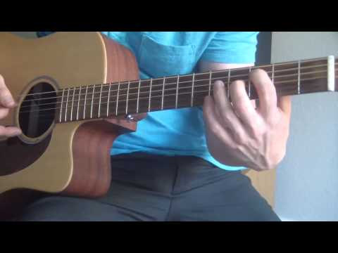 Bush Glycerine Guitar Chords, Lesson, Tutorial (How To Play)