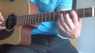Bush Glycerine Guitar Chords, Lesson, Tutorial (How To Play)