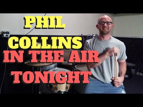 """phil-collins-""""in-the-air-tonight""""-drum-cover"""