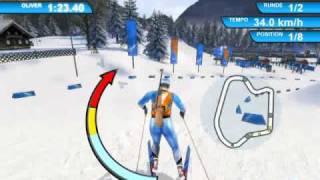 RTL Winter Sports 2009 Biathlon Zeit 3 18 51
