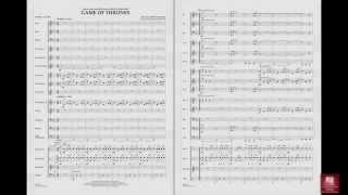 Game of Thrones (Theme) by Ramin Djawadi/arr. Brown