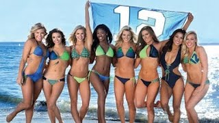 Patcnews Nov 28, 2016 Reports Seattle Sea Gals Seahawks Cheerleaders Appearances