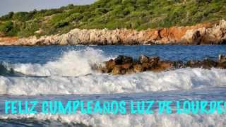 LuzdeLourdes   Beaches Playas - Happy Birthday