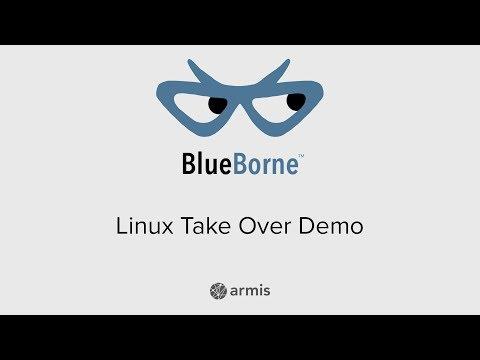 BlueBorne - Linux Smartwatch Take Over Demo