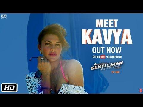 Meet Kavya   A GENTLEMAN – Sundar,...