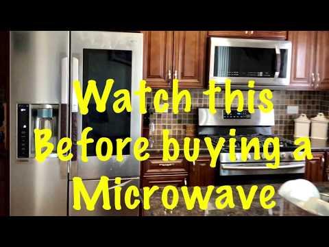 best microwave hood extension