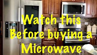 LG Over the Rang Microwave with ExtendaVent Review 2018/2019