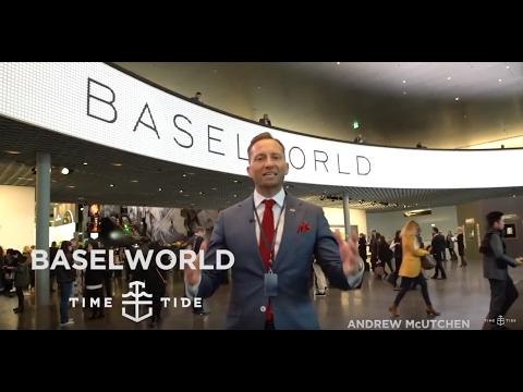 BASEL 2017 - What's Baselworld really like?