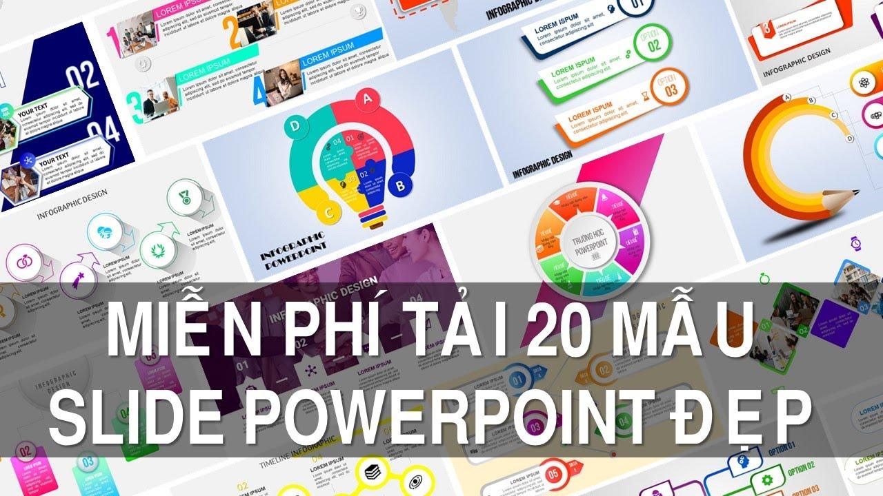 Tải 20 mẫu Slide PowerPoint đẹp, miễn phí   Trường học PowerPoint