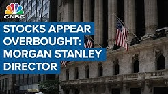 Morgan Stanley's Slimmon on stock sell-off: Reopening' stocks appeared overbought