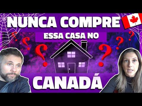 NÃO COMPRE essa CASA no CANADÁ! (e mais casas que você pode comprar) - OPEN HOUSE CANADÁ DIÁRIO