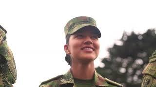 Así como él, usted también puede cumplir su sueño de ser oficial del Ejército Nacional