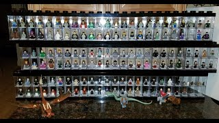 Complete Lego Harry Potter Minifigure Collection - All The minifigures from all the sets