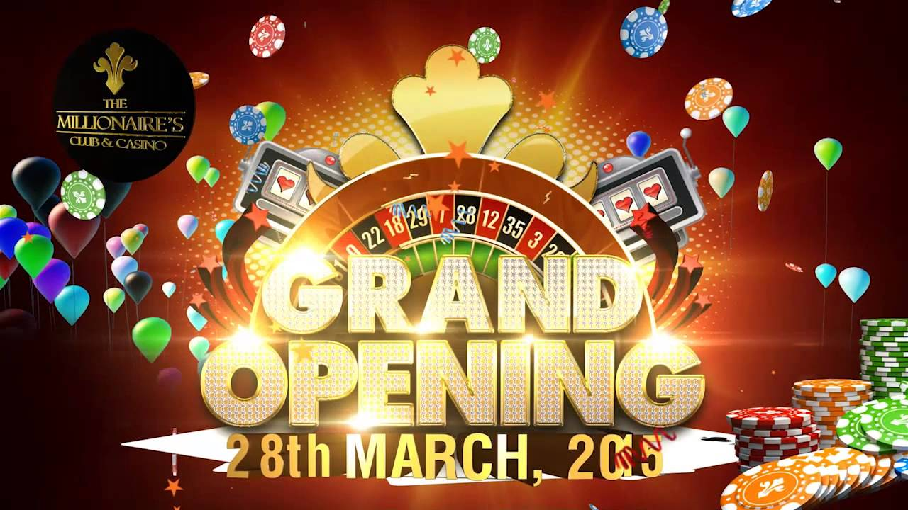 Grand casino opening rainbo casino