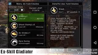 Avabel Online: All Ex-Skills Warrior Str