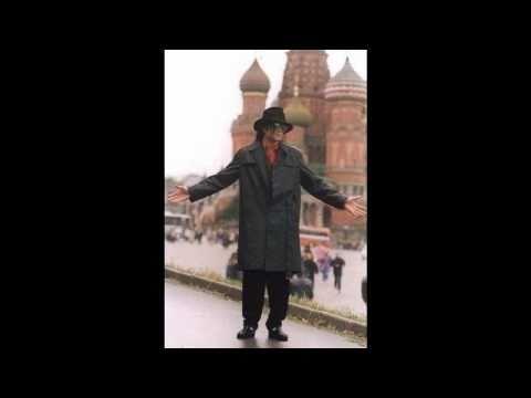 Michael Jackson - Stranger in Moscow Instrumental HD