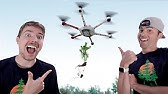 Using Drones to Plant 20,000,000 Trees