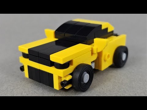 Lego Transformers #87 - Movie Bumblebee
