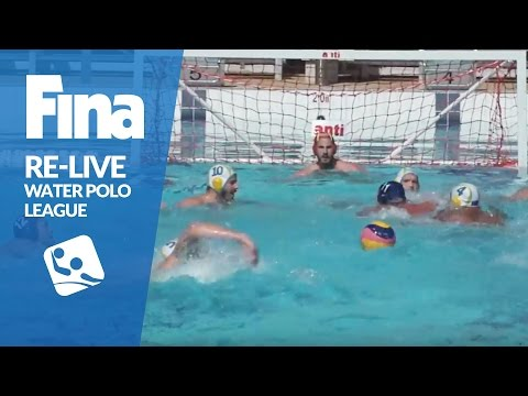 LIVE | Finals | Men's Water Polo League 2017 | Intercontinental Tournament