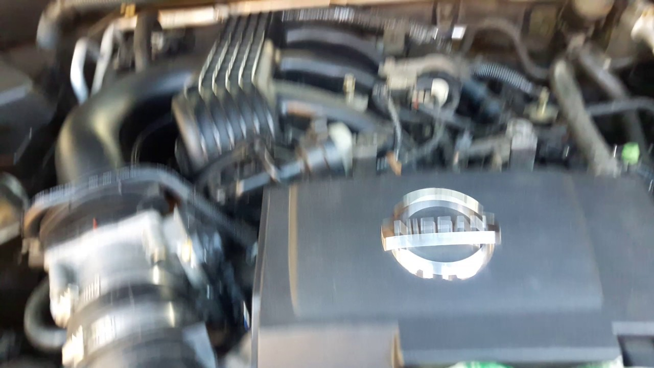 2006 Nissan Pathfinder Vq40de Engine Whistling Noise Need Help Whats Wrong