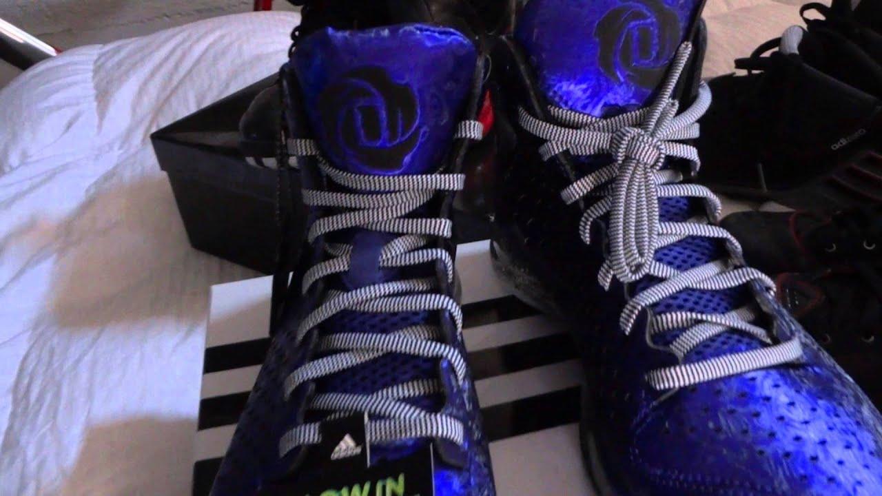 adidas rose 3 nightmare before christmas