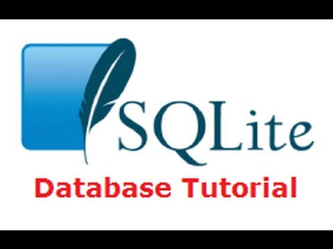 SQLite Tutorial 1 : Getting Started With SQLite And Installation