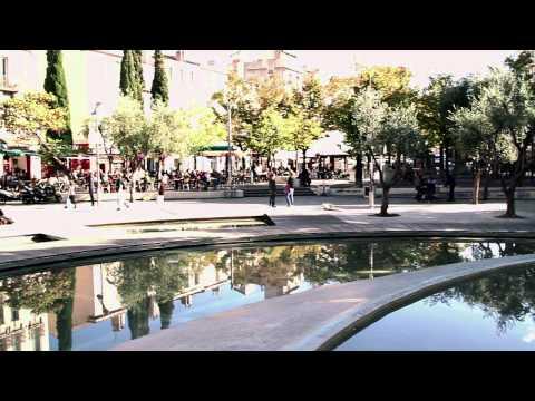 LA PLAINE, Marseille, Art de rue et créativité. Cécilia severi & Corentin Cohignac