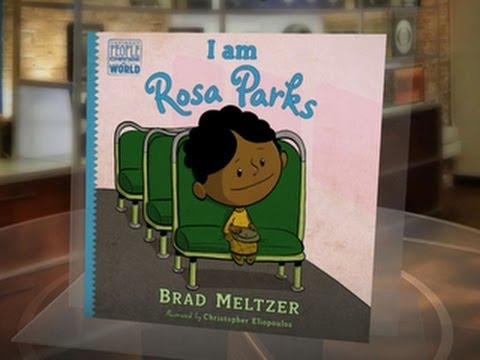 Michael J. - Brad Meltzer releases a great Children's Book that Adults need to read too!