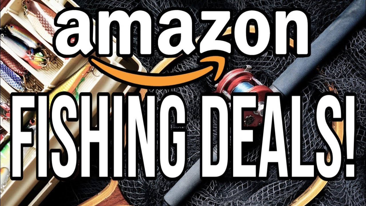 Amazon S Cyber Monday Fishing Gear Deals Youtube