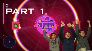 WE PLAY GAMES?!?! - Lovers in a Dangerous Spacetime - Part 1