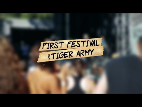 FIRST FESTIVAL with TIGER ARMY | Live JBTV Interview @ Riot Fest 2016