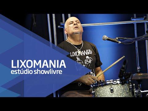 """""""O punk rock não morreu"""" - Lixomania no Estúdio Showlivre 2016"""