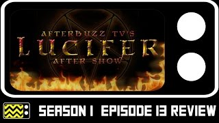 Lucifer Season 1 Episode 13 Review & After Show | AfterBuzz TV
