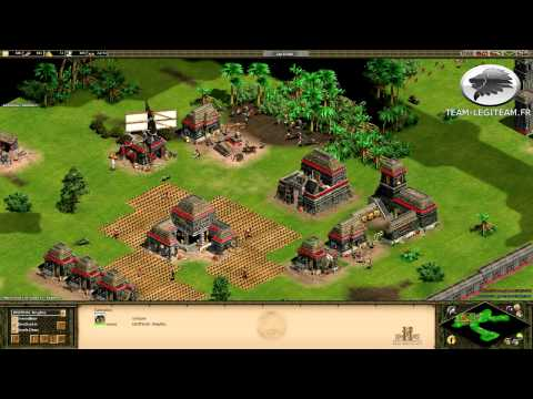 FR - Age of empires 2 HD ! 1VS1 Commenté par oGN