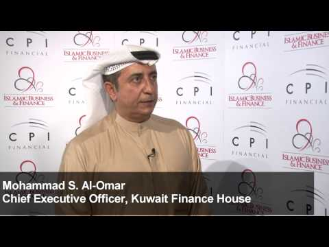 Mohammad Suleiman Al-Omar, Chief Executive, Kuwait Finance House