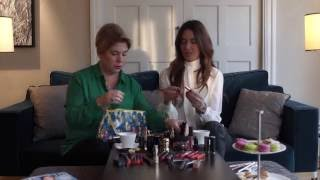 Yeni Yıl Kozmetik Alışverişi | Esra Özübek ile Rujlar