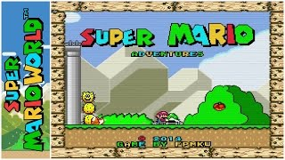 Super Mario Adventures (2014) | Super Mario World Hack