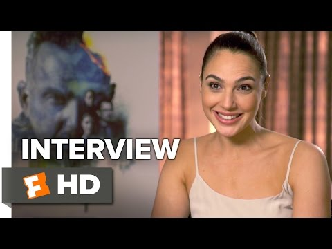 Criminal Interview - Gal Gadot (2016) - Action Movie HD