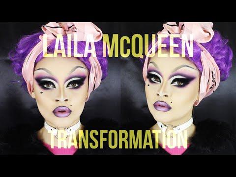 LAILA MCQUEEN - TRANSFORMATION!