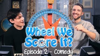 Composing film music | Wheel We Score it? Ep.2