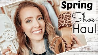 SPRING SHOE HAUL My favorite Spring and Summer Shoes