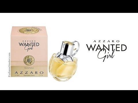 Azzaro Wanted Girl New Perfume Youtube