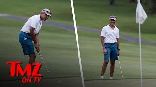 Barack Obama Ditches The East Coast For Hawaii   TMZ TV
