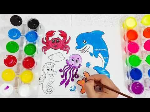 Paginas para colorear*Dibujos para pintar y colorear*Cómo pintar ...