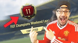 40-0 TOP 100 FUT CHAMPIONS REWARDS! FIFA 17 Pack Opening