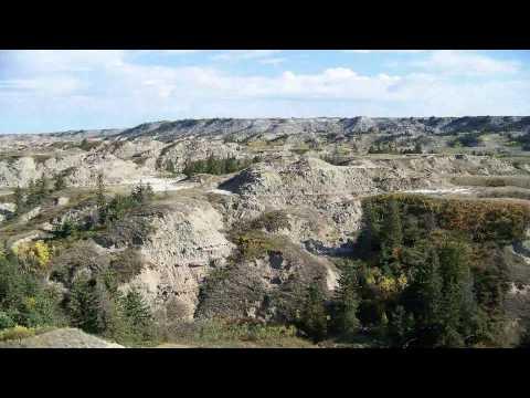 Dry Island Buffalo Jump Provincial Park, Alberta