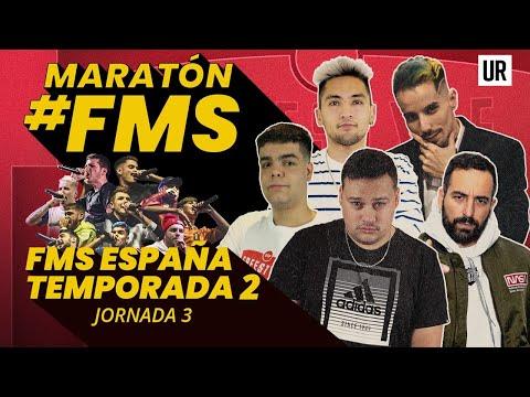 REVIVIENDO LA FMS ESPAÑA 2018 J3 CON SKONE, FORCE Y CAYU | #MARATÓNFMS | Urban Roosters