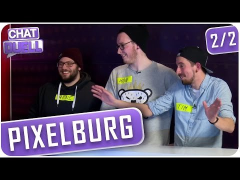 [2/2] Chat Duell #3 | Bohnen-Drummerqueens gegen Pixelburg-Overtime