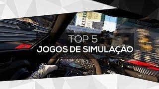 Top 5 Jogos de Simulação para PC