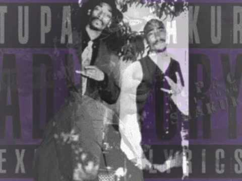 2Pac - When Thugz Cry - (Unreleased OG) - (feat. Jewell)
